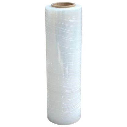"Picture of 18"" Clear Hand Pallet Wrap( 4rolls/Case)"