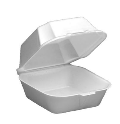 Picture of 225 Foam Sandwich Box (5.63x5.75x3.25)