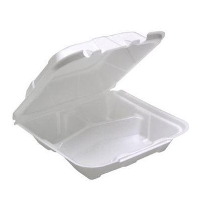 Picture of 993 Three Compartment Foam Box (9.25x9.25x3)