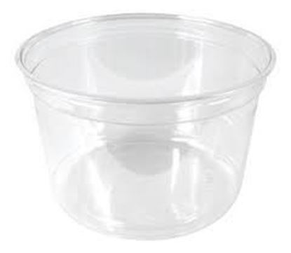 Picture of 16oz Plastic Deli Container Cup (500pc/cs)