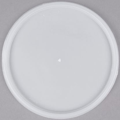 Picture of 8JL Foam Cup Vented Lid (1000pc) Match Cup *8J8