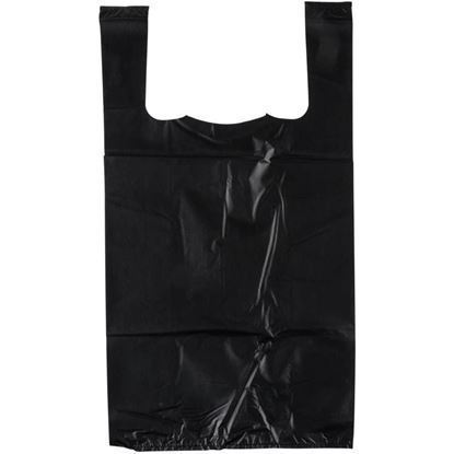 "Picture of 26"" Jumbo Black Bags(18Mic/450)"