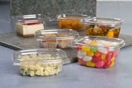 Picture for category Hinged Deli Containers