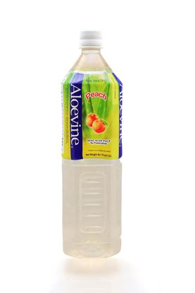 Picture of Aloevine Drink Peach Large Pack 50.7oz (12p/cs)