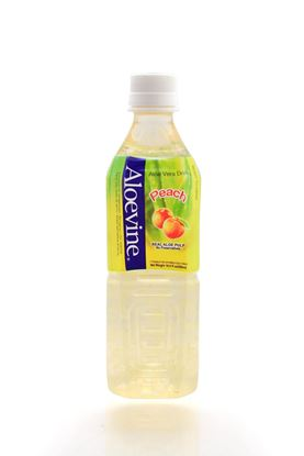 Picture of Aloevine Drink Peach Small Pack 16.9oz (20p/cs)