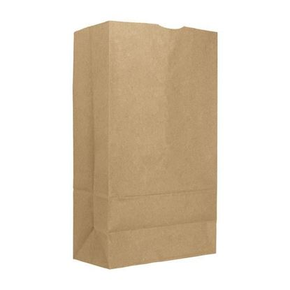 Picture of #6  LD Brown Paper Bag (500pcs)