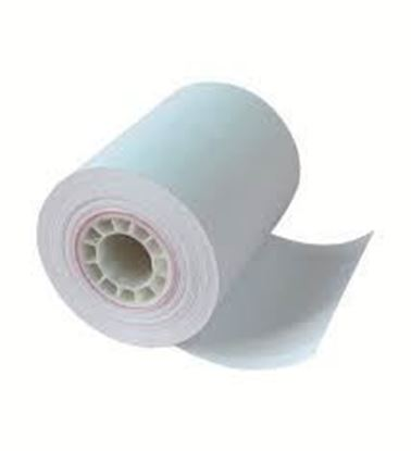 "Picture of 2 1/4""x 50'  Credit Card Thermal Paper 50 roll /cs"