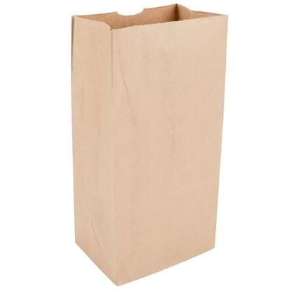 Picture of #10 HD Brown Paper Bag (250pcs)