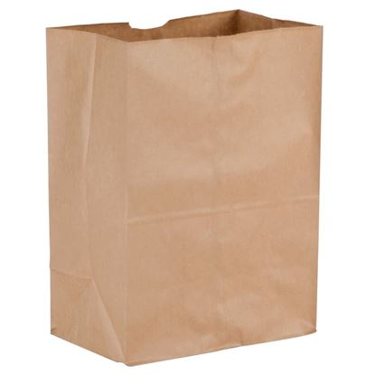 Picture of #1/8 HD Brown Paper Bag (500pcs)